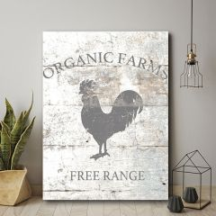 Organic Farms Modern Farmhouse Wall Decor