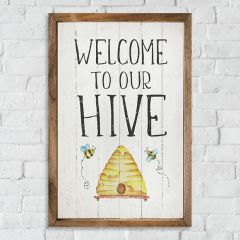 Our Hive Wall Art