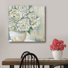 Pale Blossoms Wall Art