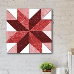 Patchwork Pattern Wall Art