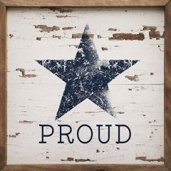 Proud Star Wall Art