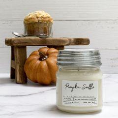 Pumpkin Souffle Soy Jar Candle