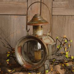Railroad Light Candle Lantern