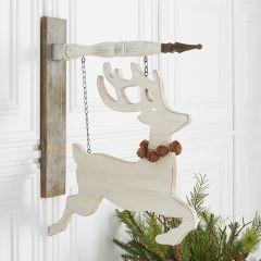 Reindeer Arrow Sign Replacement