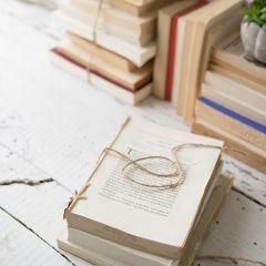 Repurposed Decorative Book Bundle