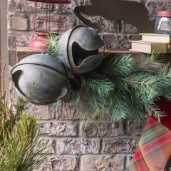 Rustic Decorative Holiday Jingle Bell