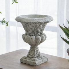 Rustic Garden Urn Pot