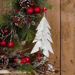Rustic Metal Holiday Tree
