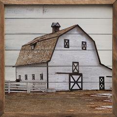 Rustic Wood Barn Wall Art