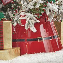 Santa Claus Christmas Tree Collar