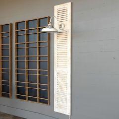 Shutter Panel Wall Sconce Lamp Bundle