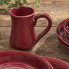 Simple Ceramic Ribbed Mug Bundle