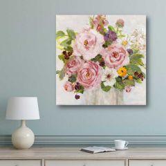 Soft Colors Floral Wall Art
