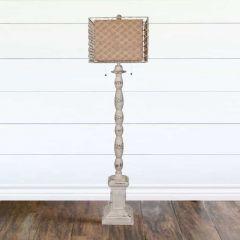 Square Shade Floor Lamp