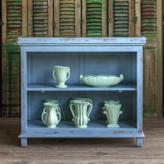 Stone Top Distressed Island Counter | SHIPS FREE