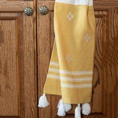Sunny Farmhouse Tasseled Tea Towel Bundle
