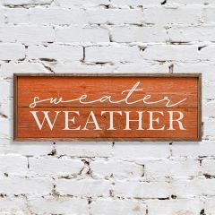 Sweater Weather Wall Decor