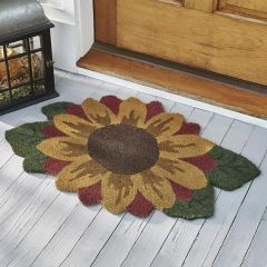 Sweet Sunflower Farmhouse Doormat