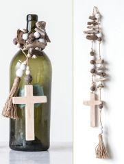 Tassel and Cross Garland