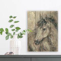 True Spirit Wood Pallet Wall Art