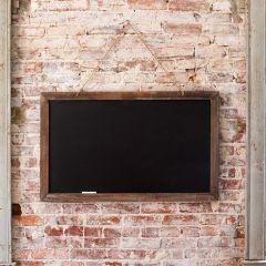 Two Sided School House Chalkboard, 39x25