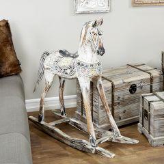 Vintage Inspired Rocking Horse