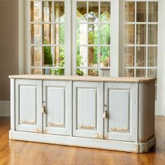 Weathered French Country Sideboard