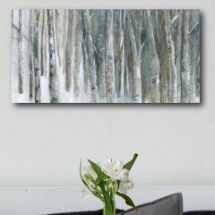 Winter Birch Wall Art