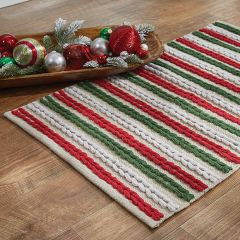 Winter Scarf Textured Accent Rug